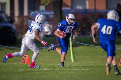 CD Colts (Varsity) vs Holy Name | October 16, 2016