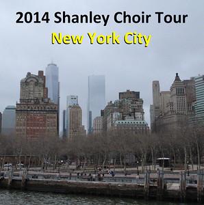 2014 Shanley Choir Trip