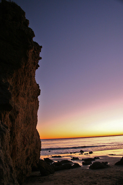 El Matador Beach; Malibu, California