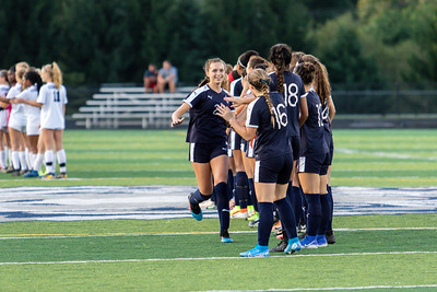 2019-08-16 -- Twinsburg Girls Varsity vs Solon Girls Varsity High School Soccer