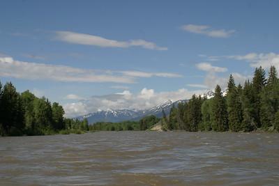 Float Trip on Snake River