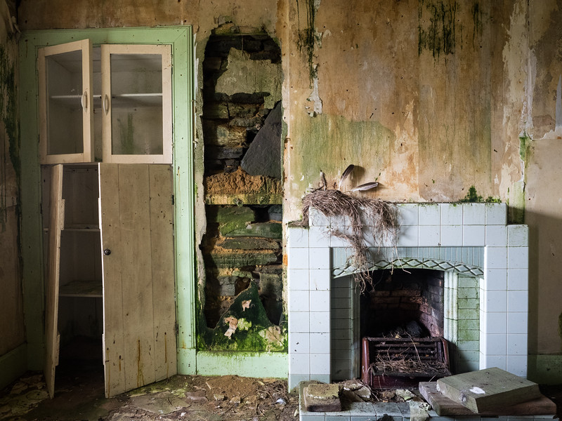 Fireplace II