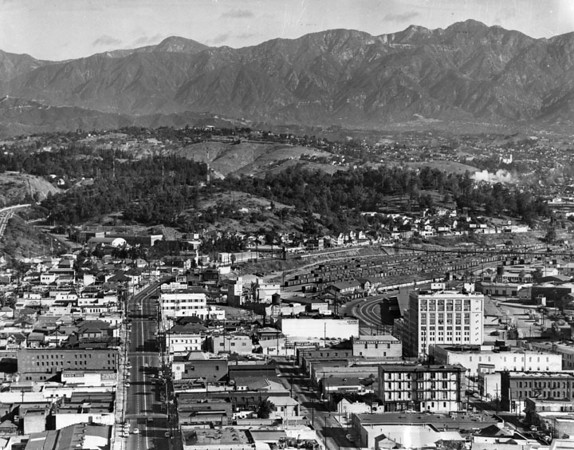 1958, Northeast Downtown