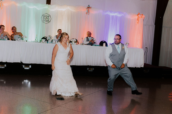 Father + Daughter Dance