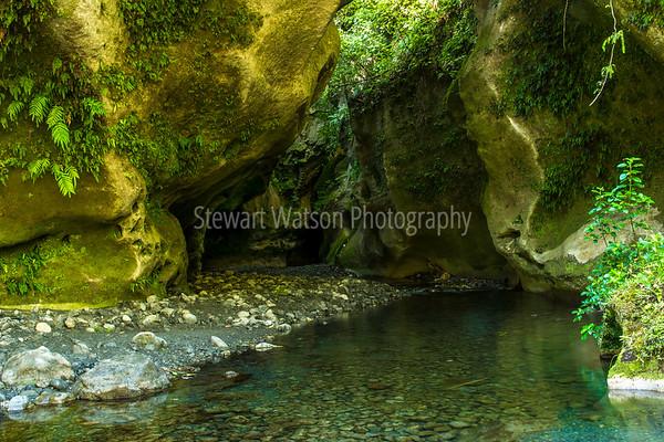 Patuna Chasm, Martinborough NZ
