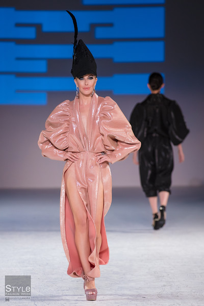 Style Fashion Week SS18 Dustin Quick
