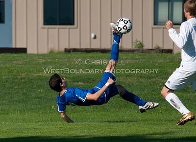 OHS boys Soccer vs MVC