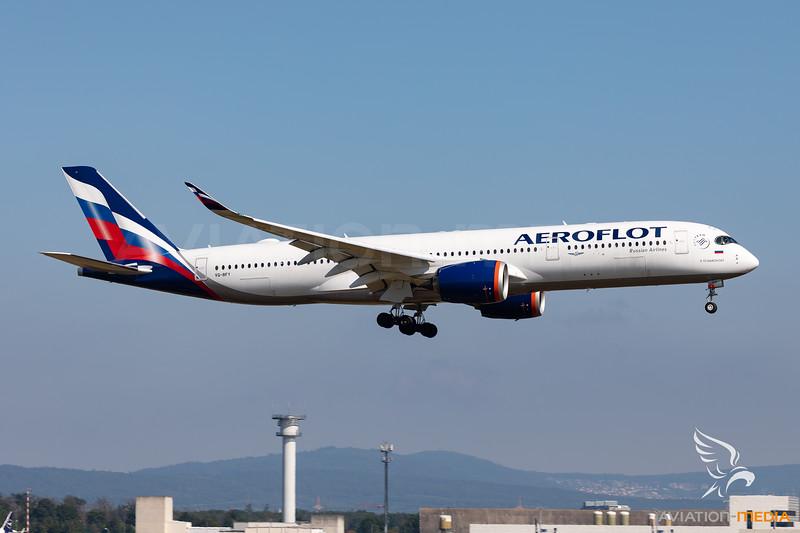 Aeroflot | Airbus A350-941 | VQ-BFY