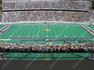 WVU vs Idaho - October 7, 2000