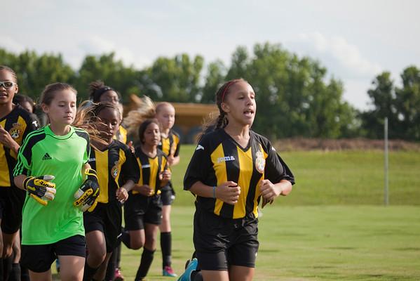vs Calvert Soccer  06-19-2013