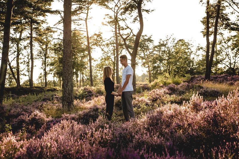 HR - Loveshoot Fotosessie Soesterduinen - Esther+Igor - Karina Fotografie-1.jpg