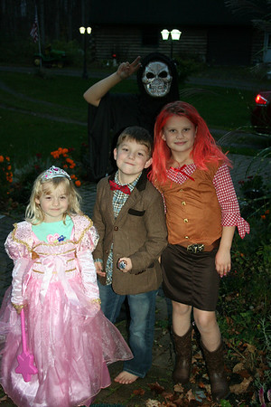 Chatfield's Fourth Annual Halloween Party