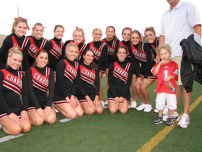 Chardon - Ursuline Football 2008