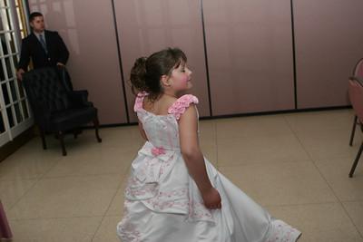 2006:  Rachel Slocum's quinceañero
