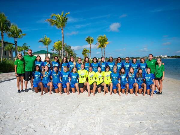 FGCU WSOC Team Photos