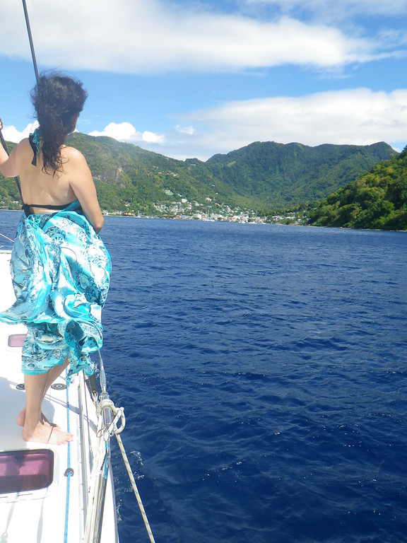 . Janet Podolak/JPodolak@News-Herald.com<p>                                                                    Coconut Bay has its own catamaran, the Princess, which is used to give guests snorkeling and sightseeing tours along the Caribbean coast of St. Lucia