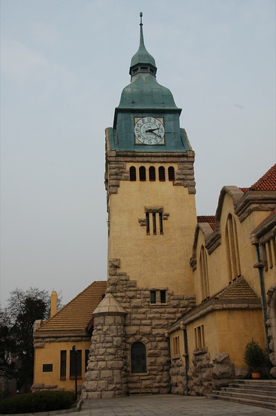 German Protestant Church - Qingdao, China