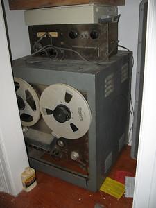 Vintage Ampex Reel to Reel