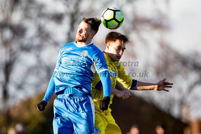 Lichfield City FC vs Uttoxeter Town FC - 2nd Feb 2019