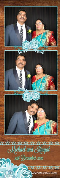 Photo Strips from Photo Booth