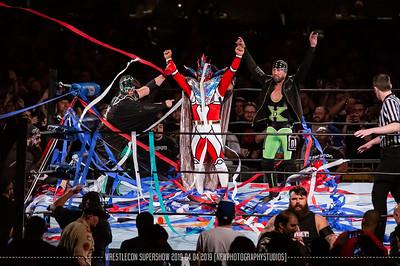 WrestleCon SuperShow 04.04.2019