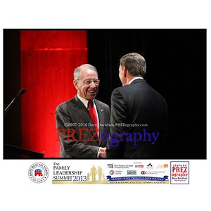 Branstad Reynolds Grassley King at TFL 2013