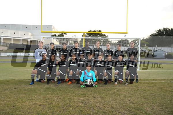 Boys JV Soccer 12-12-18
