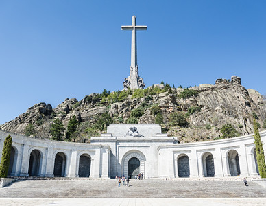 Spain - Escorial & Valley of the Fallen