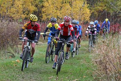 Cam-Rock Cyclocross - A Women and 40/50+ Men