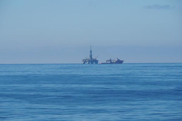 June 6 - At Sea again