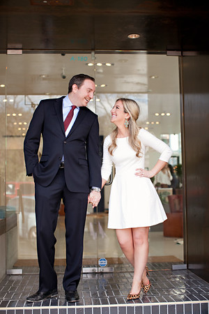 Hope and Will's Engagement Portraits