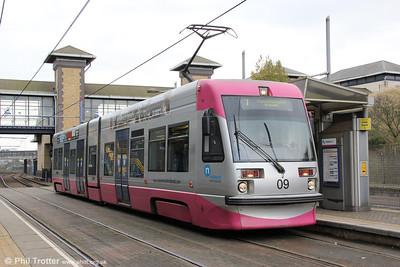 West Midlands • Metro