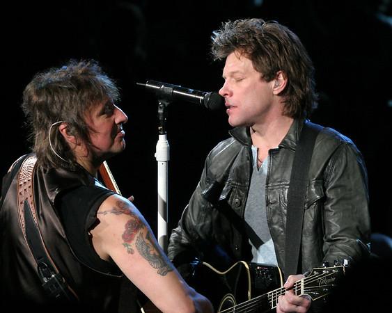 Bon Jovi, Qwest Center, Omaha, Feb. 18, 2008