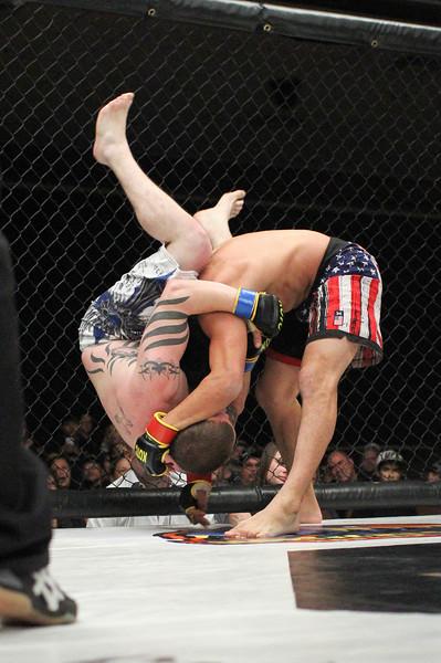 Kyle Stangel vs Daven Staples