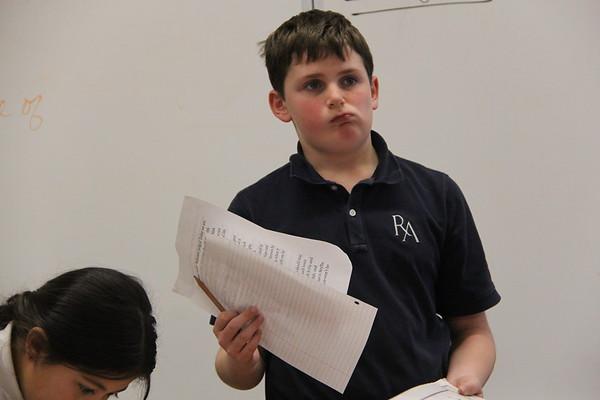 Grade 5: Calypso vs. Poseidon Debate