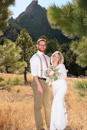 Josh and Emily Wed