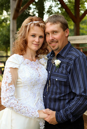 Bryan & Rhonda Wedding