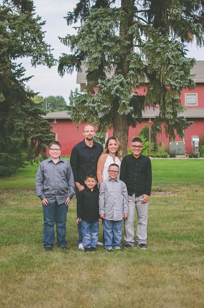 Michelle & Her Boys
