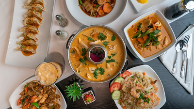 Siam Iyara Thai and Fusion