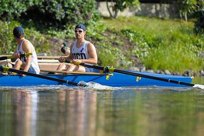UC Davis Men's Rowing at the 2017 Stanford Invitational, 2017/4/15