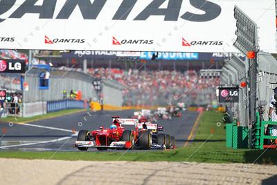2012 Australian Formula 1 Grand Prix