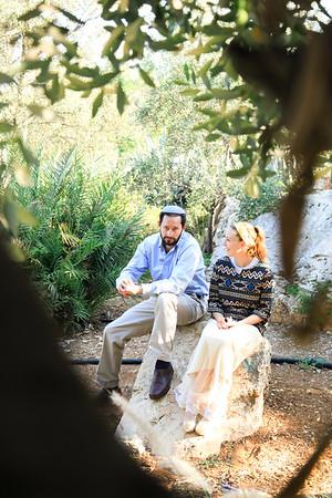 Sharona and Yehuda
