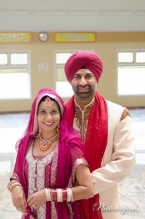Amit and Javeenjeet Wedding