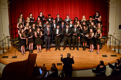 Music Choral Christmas Concert