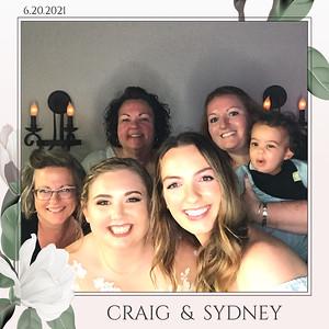 Craig + Sydney Wedding