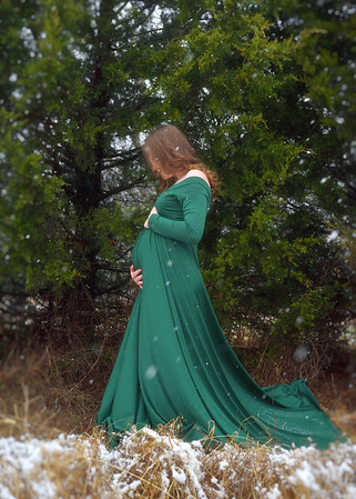 Braylynn's Maternity Pictures