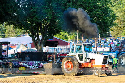 WCFF Tractor Pull 2016