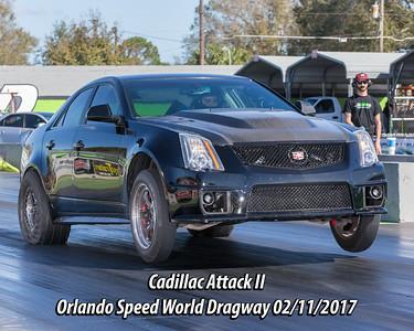 Cadillac Attack II 02-11-2017