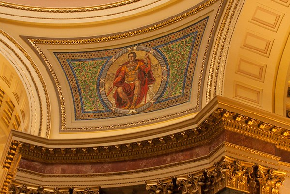 Inside Wisconsin's state capital - Sept. 2016