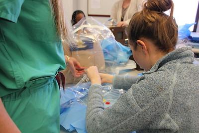 Nurse Anesthesia Simulations